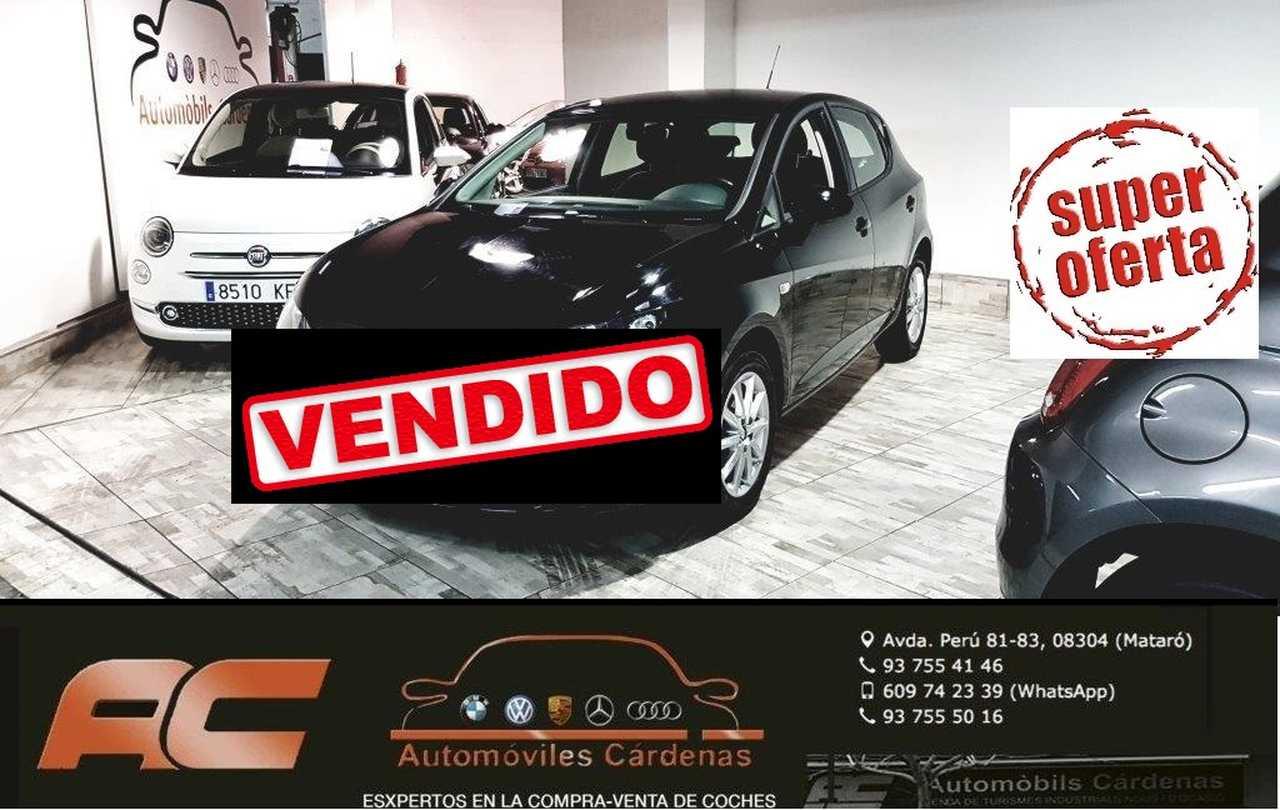 Seat Ibiza 1.4 TDI 105CV STYLE CLIMA-LLANTAS-TEL-USB-VOLANTE MULTIFUNCION  - Foto 1