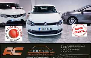 Volkswagen Polo 1.0 75 CV BLUEMOTION EDITION AIRE-BLUETOOTH-USB-PANTALLA TACTIL  - Foto 2