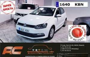 Volkswagen Polo 1.0 75 CV BLUEMOTION EDITION AIRE-BLUETOOTH-USB-PANTALLA TACTIL  - Foto 2