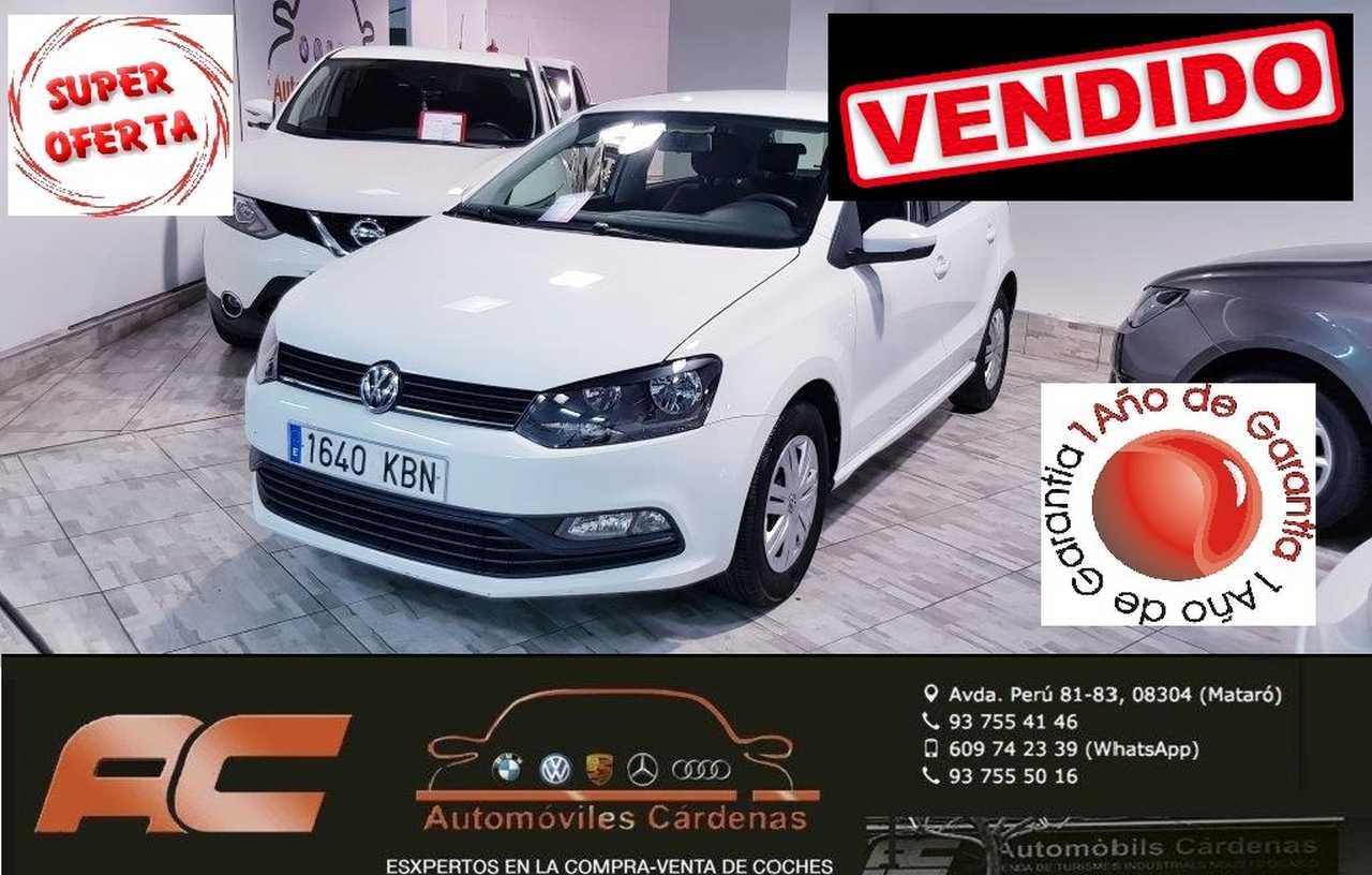 Volkswagen Polo 1.0 75 CV BLUEMOTION EDITION AIRE-BLUETOOTH-USB-PANTALLA TACTIL  - Foto 1