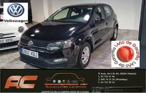 Volkswagen Polo 1.0 75 CV BLUEMOTION EDITION SENSORES APARC T-USB-BLUETOOTH  - Foto 2