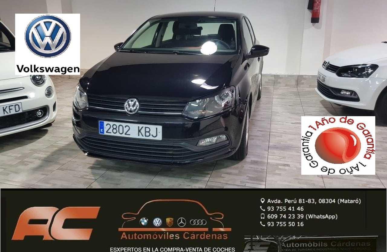 Volkswagen Polo 1.0 75 CV BLUEMOTION EDITION SENSORES APARC T-USB-BLUETOOTH  - Foto 1