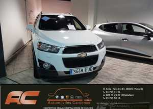 Chevrolet Captiva 2.2 CVDI 184CV XLT 4X4 AUTOMATICO 7 PLAZAS-CLIMA-NAVI-XENON-CAMARA-PIEL  - Foto 2