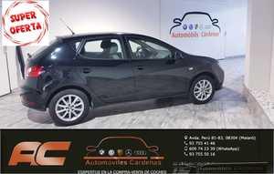 Seat Ibiza 1.4 TDI 105CV STYLE 5 PUERTAS CLIMA-LLANTAS-USB-SENSORES APARC T  - Foto 3