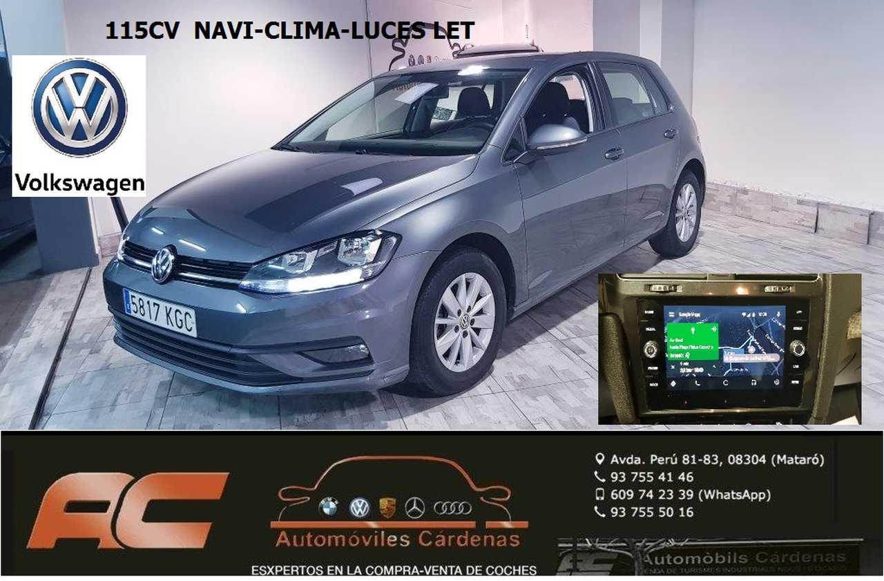 Volkswagen Golf 1.6 TDI 115CV BUSINESS NAVI 2018 NAVI-APP-CONNECT-CLIMA-LETS USB-CLIMA  - Foto 1