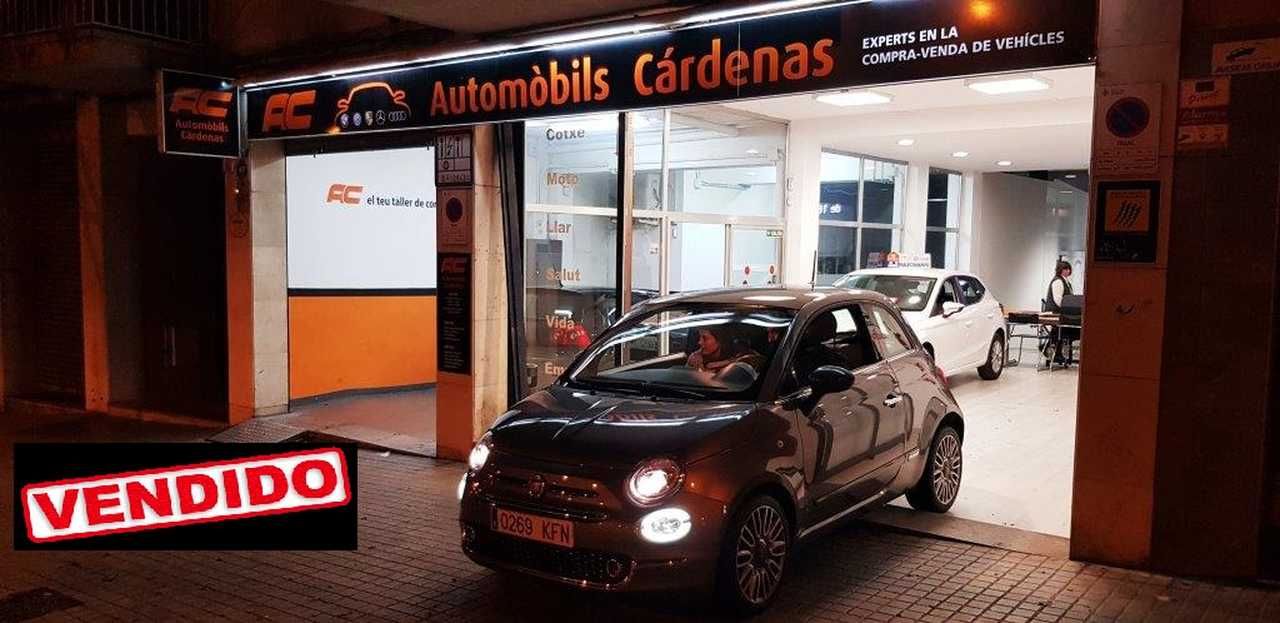 Fiat 500 1.2 69CV LOUNGE 2018 CLIMA-LLANTAS 16