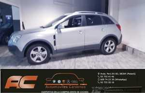 Opel Antara 2.0 CDTI 150CV4X4 COSMOS PLUS XENON-CUERO-ASIENTOS CALEFACCION  - Foto 2