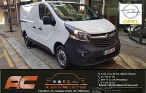 Opel Vivaro 1.6 CDTI 115CV FURGON EXPRESION AIRE-USB-TEL-CONTROL DE VELOCIDAD  - Foto 2