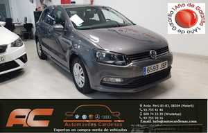 Volkswagen Polo 1.4 TDI 75CV BLUEMOTION EDITION AIRE-BLUETOOTH-USB-PANTALLA TACTIL  - Foto 2