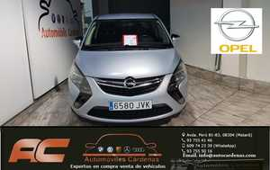 Opel Zafira  Tourer    1.6 CDTI 136CV SELECTIVE 7 PLAZAS-NAVEGADOR GPS-PDC DEL Y TRASEO  - Foto 2
