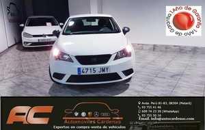 Seat Ibiza 1.4 TDI 75 CV REFERENCE ECOMOTIVE BLACK EDITION-USB-SENSORES T-TELEFONO  - Foto 2