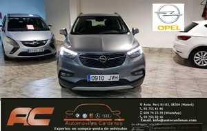 Opel Mokka X 1.6 CDTI 136CV SELECTIVE NAVEGADOR GPS-SENSORES DEL Y TRAS-USB-TEL  - Foto 2