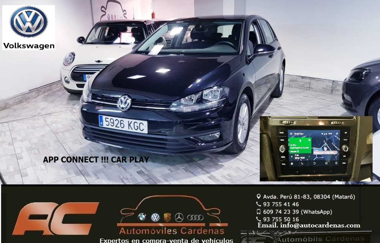 Volkswagen Golf 1.0 TSI 110CV BUSIINES NAVI NAVI-APP-CONNECT-CLIMA-LETS USB-CLIMA  - Foto 1