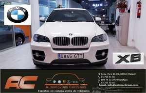 BMW X6 5.0 i X-DRIVE 408CV FULL EQUIPE NACIONAL -TECHO-XENON-NAVI-19