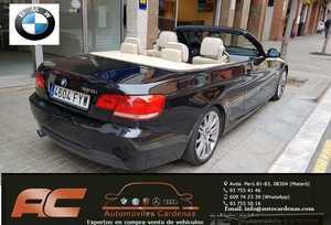 BMW Serie 3 Cabrio 2.0I AUTOMATICO PACK M  CUERO BEIGE-XENON-PDC T-ASIENTOS DEPORTIVOS  - Foto 2