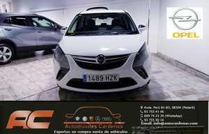 Opel Zafira  Tourer    2.0 CDTI 130CV EXPRESION 7 PLAZAS 6 VELICIDADES  - Foto 3