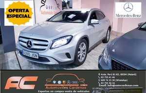 Mercedes GLA 200 CDI STYLE 7 TRONIC AUTOMATICO-LEVAS-BI-XENON-PDC DEL Y TRASERO-18