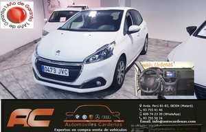 Peugeot 208 ACTIVE 1.6 BLUEHDI 75CV PANTALLA TACTIL-USB-BLUETOOTH  - Foto 2