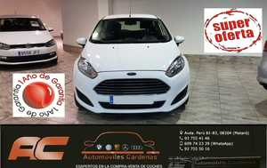 Ford Fiesta 1.5 TDCI 75CV TREND AIRE-BLUETOOTH-USB-SENSORES APARCAMIENTO T  - Foto 2