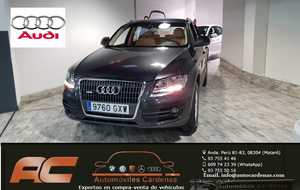 Audi Q5 2.0 TDI 170CV QUATTRO S-TRONIC CUERO BEIGE-BOLA REMOLQUE  - Foto 2