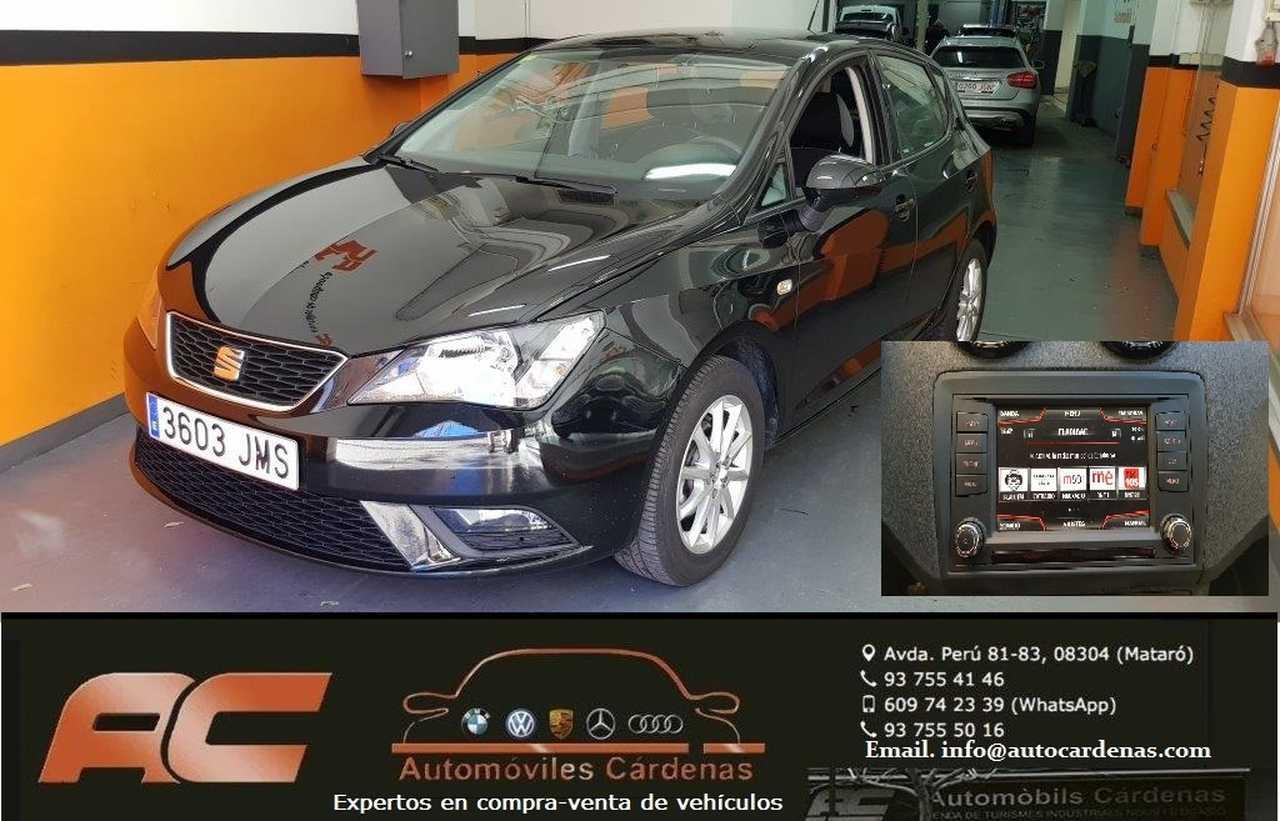 Seat Ibiza 1.2 TSI 90 Style 5p PANTALLA TACTIL-USB-BLUETOOTH  - Foto 1