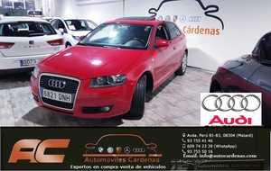 Audi A3 1.9 TDI 105CV AMBITION 3P FAROS XENON-TECHO ELECTRICO-ASIENTOS DEPORTIVOS  - Foto 2