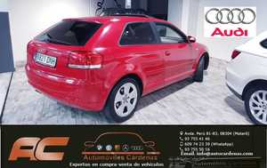 Audi A3 1.9 TDI 105CV AMBITION 3P FAROS XENON-TECHO ELECTRICO-ASIENTOS DEPORTIVOS  - Foto 3