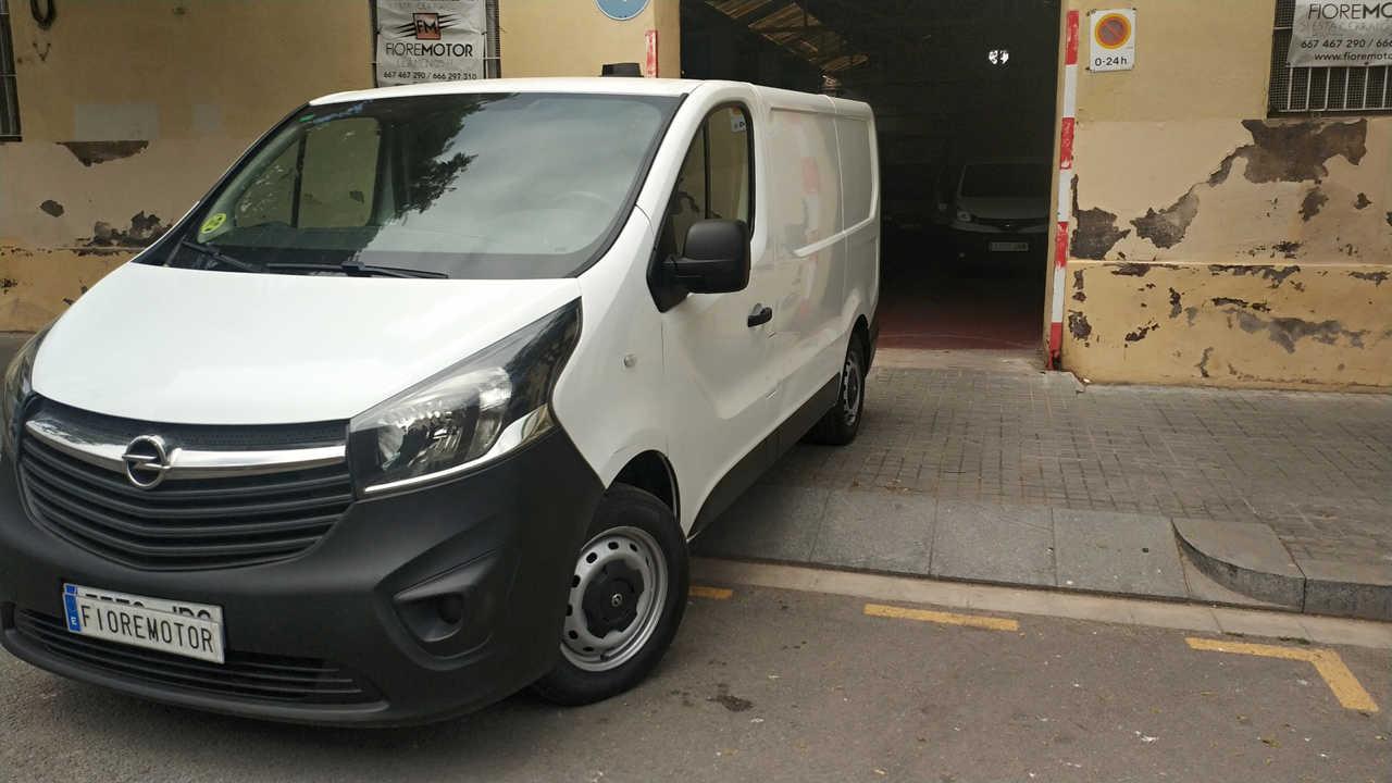 Opel Vivaro 1.6CDTI 90CV TALLER  EXPRESSION L1H1   - Foto 1