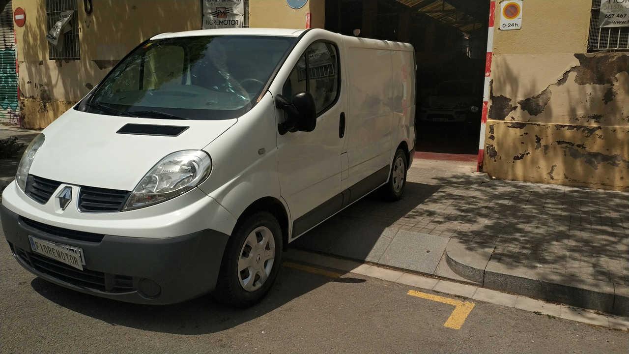Renault Trafic 2.0DCI 90CV L1H1   - Foto 1