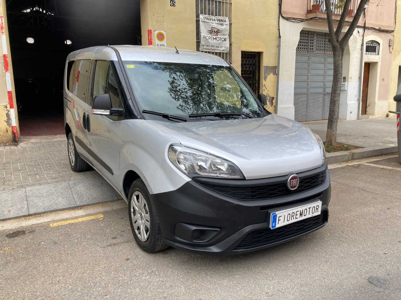 Fiat Doblo COMBI 1.3 MULTIJET 80CV 5 P   - Foto 1