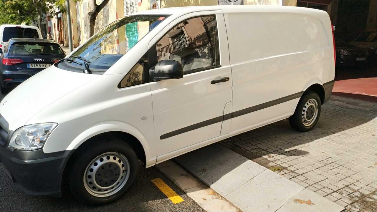 Mercedes Vito 110 CDI LARGA   - Foto 1