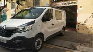 Renault Trafic MIXTO 1.6 DCI 95 CV 9PLAZAS   - Foto 3
