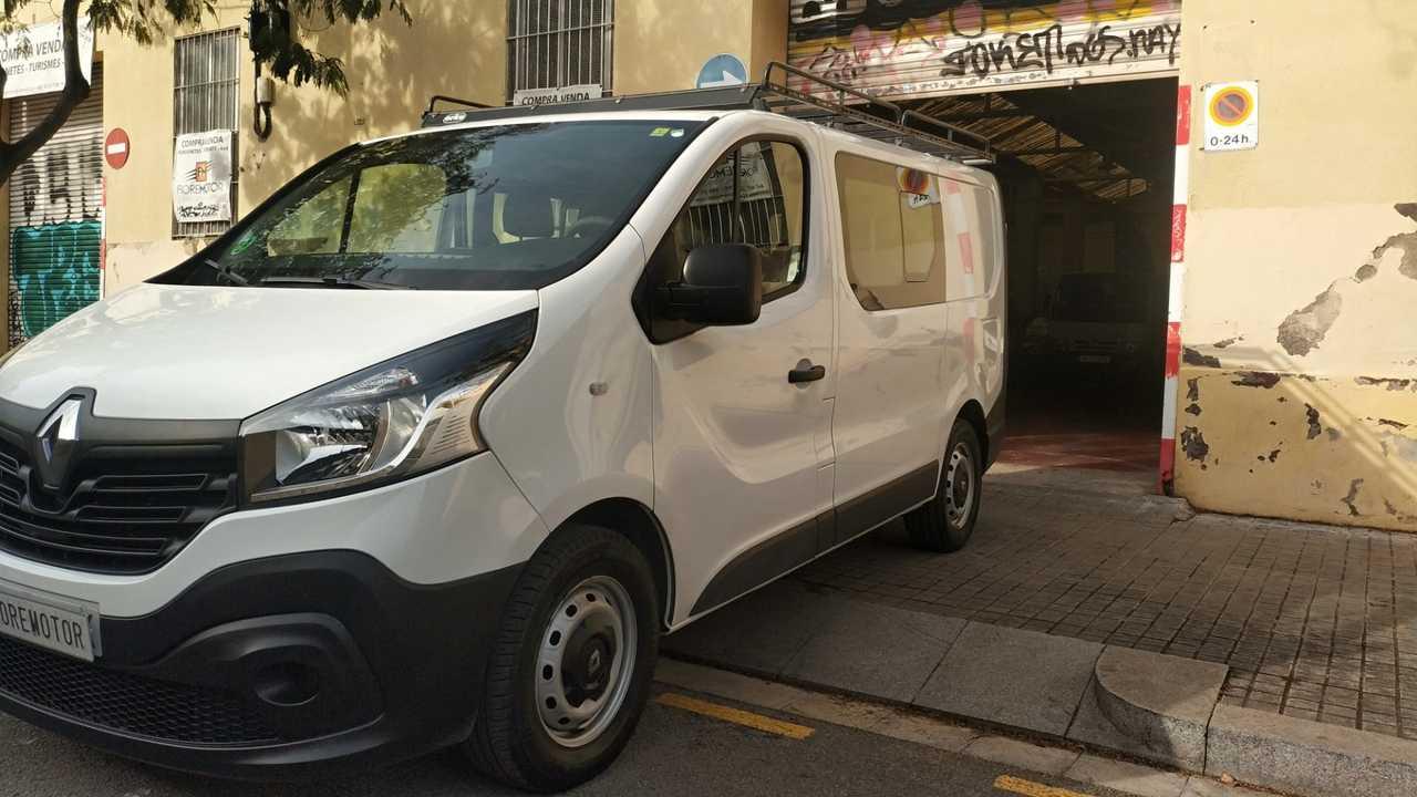 Renault Trafic MIXTO 1.6 DCI 95 CV 9PLAZAS   - Foto 1