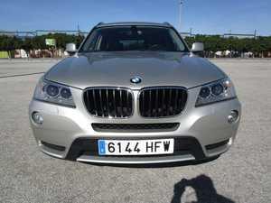 BMW X3 2.0 XDRIVE TAPICERÍA DE PIEL TECHO SOLAR 4X4 CERTIFICADO DE KM Y CARROCERIA  - Foto 2