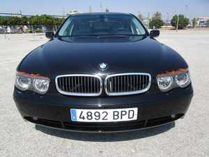 BMW Serie 7 735 I FULL EQUIPO PIEL XENON NACIONAL FULL EQUIPO CERTIFICADO DE KM Y CARROCERIA  - Foto 2