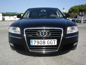 Audi A8 QUATRO AUTOMATICO 4.2 FSI NACIONAL LIBRO UN SOLO PROPIETARIO, CERTIFICADO DE KM Y CARROCERIA   - Foto 2
