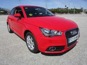 Audi A1 1.6 tdi advance 90 cv uso privado UN SOLO PROPIETARIO, CERTIFICADO DE KM Y CARROCERIA   - Foto 2