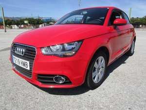 Audi A1 1.6 tdi advance 90 cv uso privado UN SOLO PROPIETARIO, CERTIFICADO DE KM Y CARROCERIA   - Foto 3