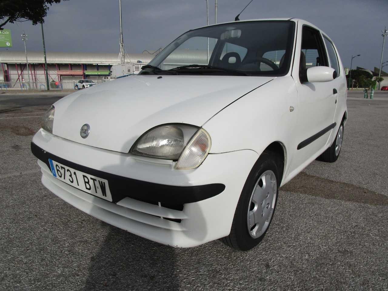 Fiat Seicento 1100 SX UN SOLO PROPIETARIO, CERTIFICADO DE KM Y CARROCERIA   - Foto 1