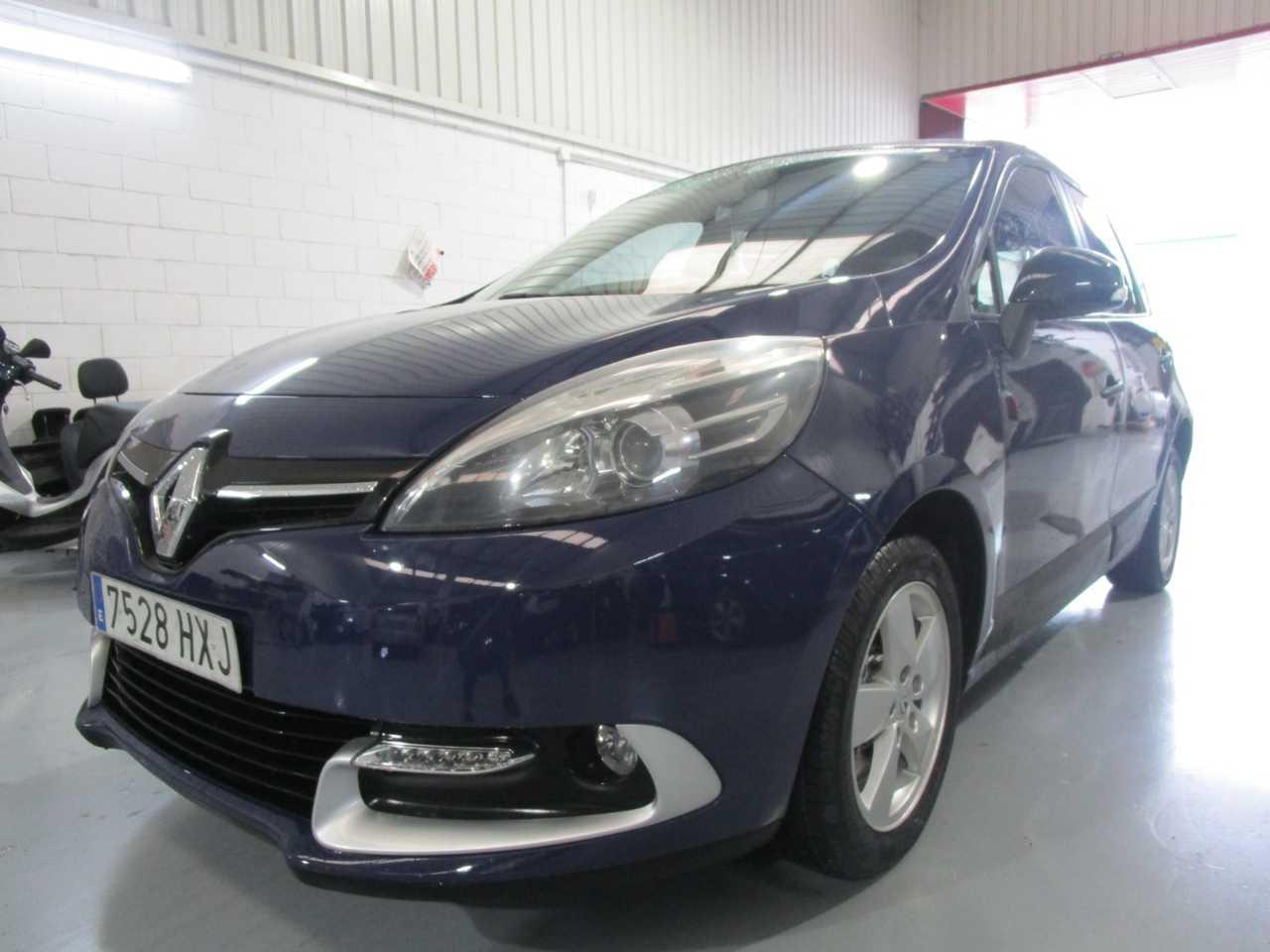 Renault Scénic EXPRESSION ENERGY TCE 122 CV UN SOLO PROPIETARIO, CERTIFICADO DE KM Y CARROCERIA   - Foto 1