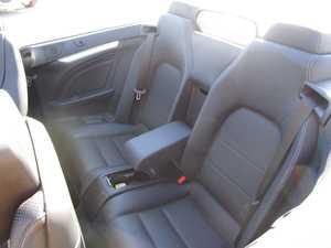 Mercedes Clase E Cabrio E 350 UN SOLO PROPIETARIO, CERTIFICADO DE KM Y CARROCERIA   - Foto 2
