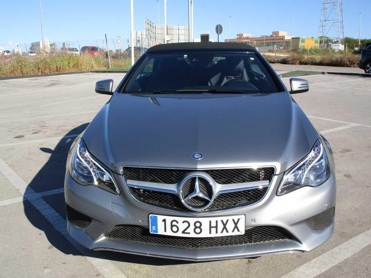 Mercedes Clase E Cabrio E 350 UN SOLO PROPIETARIO, CERTIFICADO DE KM Y CARROCERIA   - Foto 1