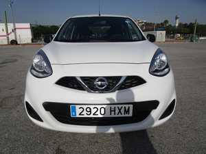Nissan Micra 1.2 cc 80 cv NARU EDITION GASOLINA UN SOLO PROPIETARIO, CERTIFICADO DE KM Y CARROCERIA   - Foto 2