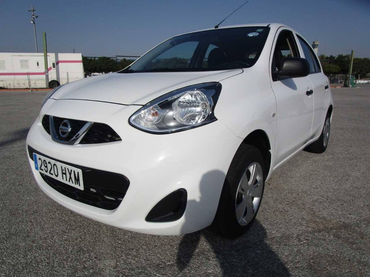 Nissan Micra 1.2 cc 80 cv NARU EDITION GASOLINA UN SOLO PROPIETARIO, CERTIFICADO DE KM Y CARROCERIA   - Foto 1