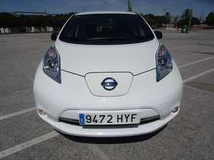 Nissan Leaf VISIA 24 KW 109 CV UN SOLO PROPIETARIO, CERTIFICADO DE KM Y CARROCERIA   - Foto 2