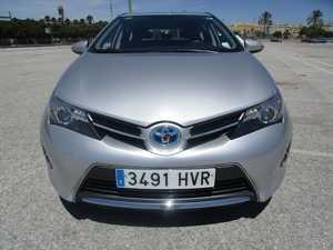 Toyota Auris HYBRID ACTIVE 136 CV UN SOLO PROPIETARIO, CERTIFICADO DE KM Y CARROCERIA   - Foto 2