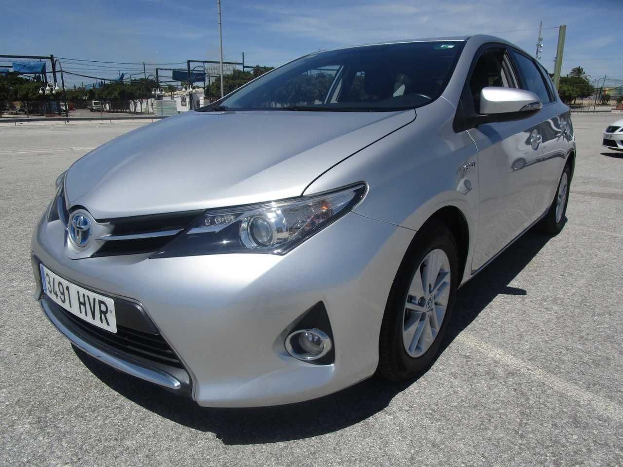 Toyota Auris HYBRID ACTIVE 136 CV UN SOLO PROPIETARIO, CERTIFICADO DE KM Y CARROCERIA   - Foto 1