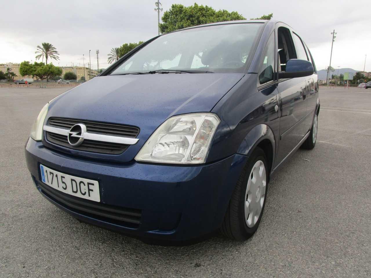 Opel Meriva 1.7 CDTI ESSENTIA UN SOLO PROPIETARIO, CERTIFICADO DE KM Y CARROCERIA   - Foto 1