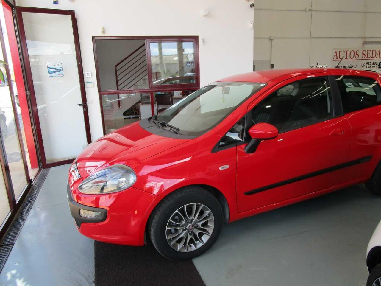 Fiat Punto Evo 1.2 GASOLINA SPORT UN SOLO PROPIETARIO, CERTIFICADO DE KM Y CARROCERIA   - Foto 1