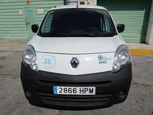 Renault Kangoo ZE ELECTRICO FURGON PUERTA CORRERA. UN SOLO PROPIETARIO, CERTIFICADO DE KM Y CARROCERIA   - Foto 2